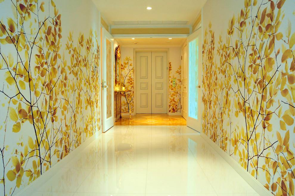 The wallpaper industry